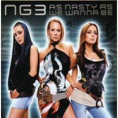 【歌曲推荐】NG3 (The Anthem) – NG3(nasty girls three)
