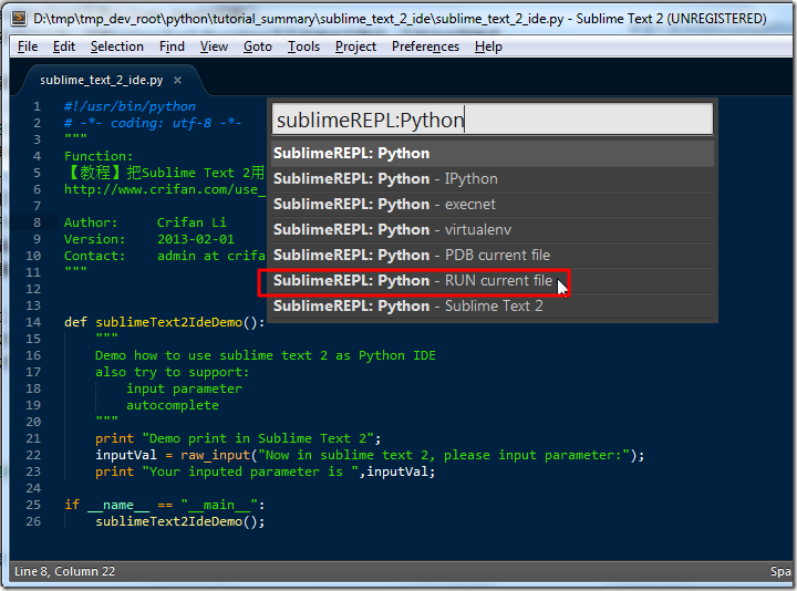 python how to run py file