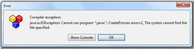 【已解决】antrlworks调试出错:Compiler exception: java.io.IOException Cannot run program ""\javac"": CreateProcess error=2 The system cannot find the file specified657|167|?|51d5aaefdb66b814268d14520f98fceb|UNLIKELY|0.3178313970565796