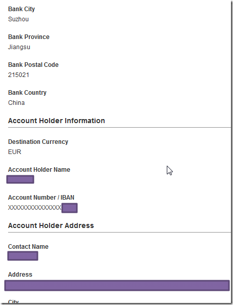 detailed withdraw info 2