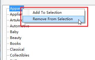 can show context menu