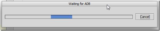 wait for adb