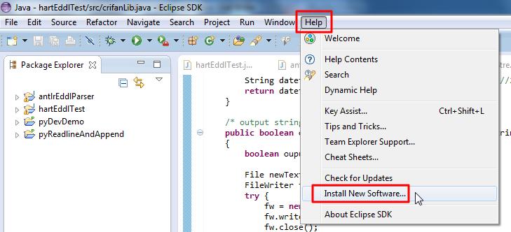 【记录】给Eclipse安装CDT插件