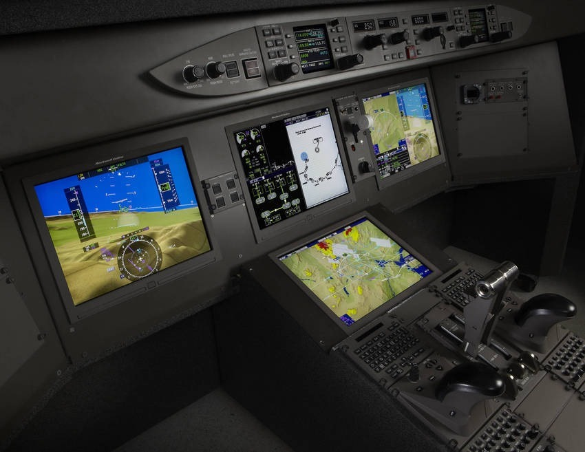 flight desk system