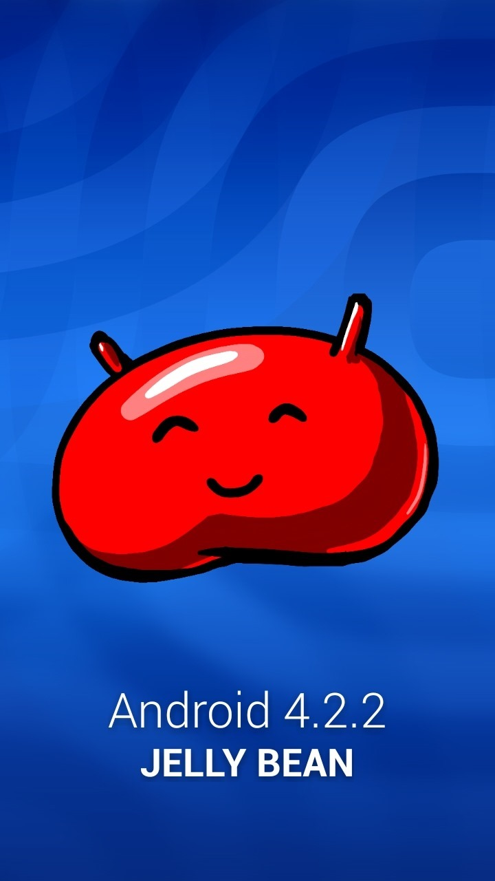 multiple click version show android 4.4.2 jelly bean ui