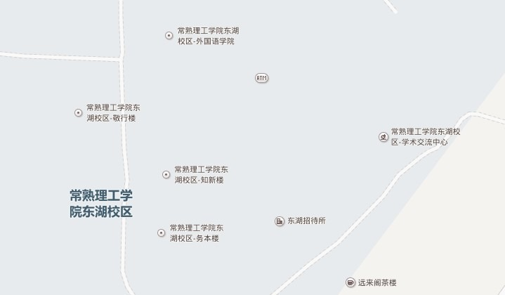 changshu institute of technology east lake district  south part