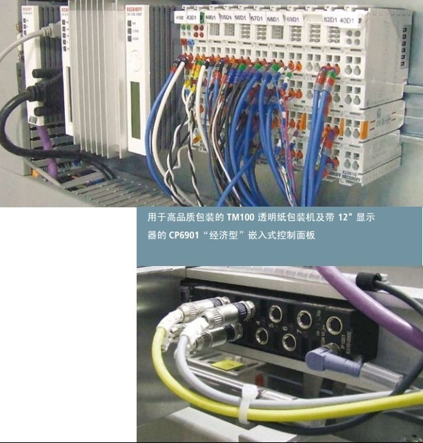 cp6901 economic embedded controller for tm100
