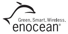 enocean green smart wireless logo