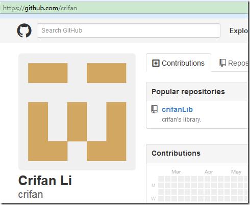 github already created repository