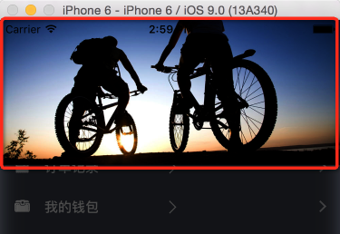 image show normally on iOS emulator iphone6 iOS 9.0 13A340