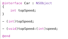 car header file
