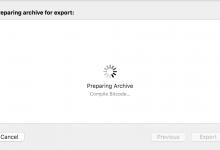 [记录]Xcode中给app添加证书使得可以导出AdHoc的ipa
