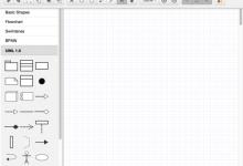 【记录】Mac的UML流程图工具:Chrome插件Gliffy Diagrams