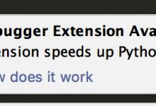 【记录】PyCharm中安装Cython去加速调试