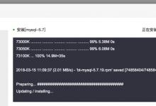 【记录】宝塔Linux面板中搭建Web服务环境