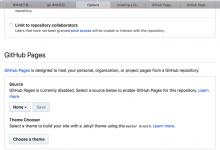 【已解决】用github的io去存放个人的静态页面