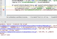 【已解决】Python中re.sub出错:sre_constants.error bogus escape end of line
