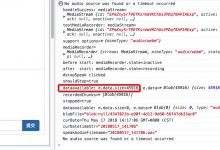 【已解决】html5中MediaRecorder的dataavailable没有执行获取不到录音数据