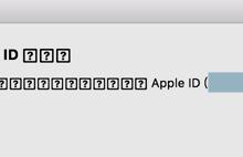 【已解决】iText付费期间Apple ID密码出错弹框出现乱码