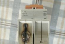 【记录】用新买hager MC210P C40 6000更换家里烧坏的总闸开关断路器